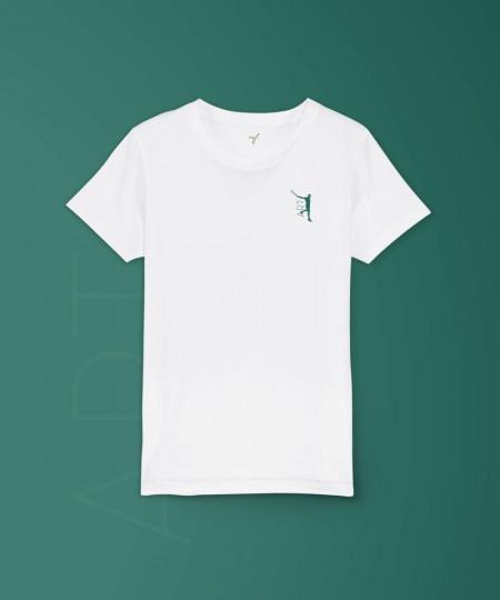 T-shirt Tennis Art (enfant)