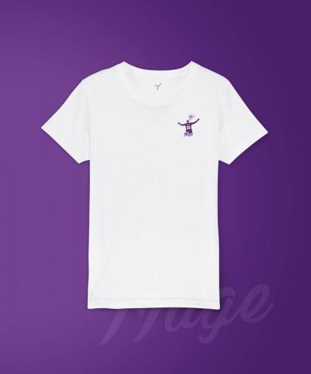 T-shirt basket Mage (enfant)