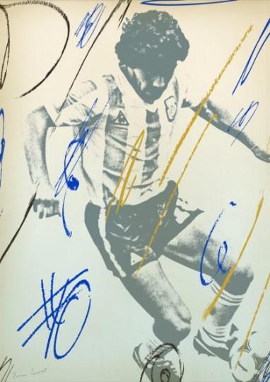 Affiche Maradona 2