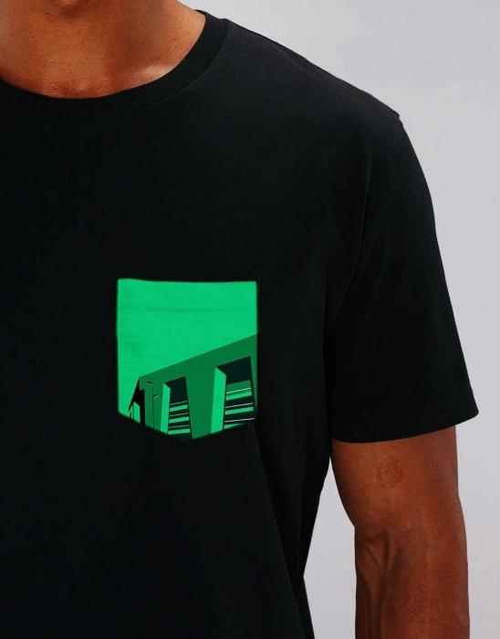 T-shirt Poche Geoffroy Guichard