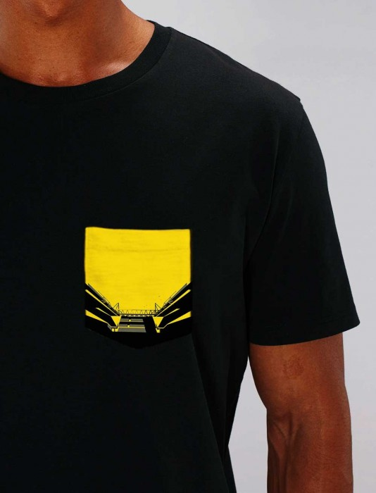 T-shirt Poche Westfalenstadion