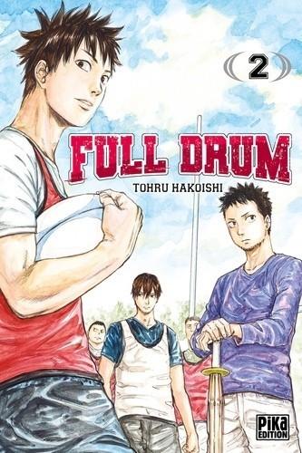Full Drum Tome 2