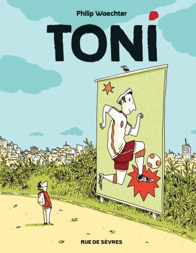 Toni Tome 1