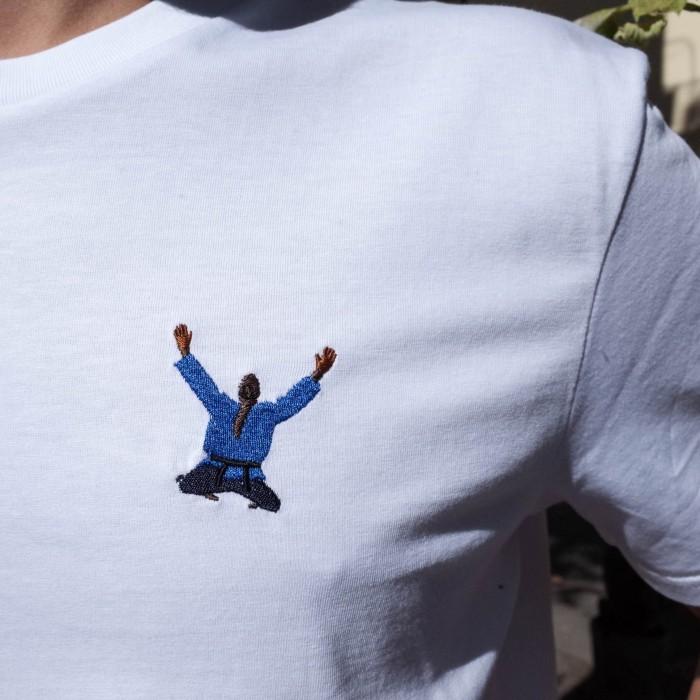 T-shirt Teddy (brodé)