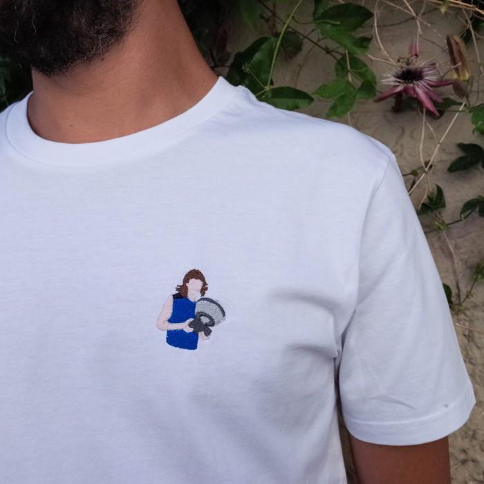 T-shirt Rafael (brodé)