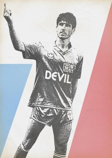 Affiche Cantona