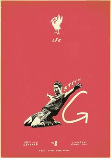 Affiche Gerrard