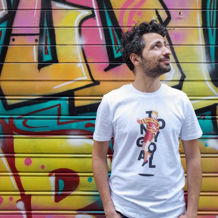 T-shirt Tonygoal