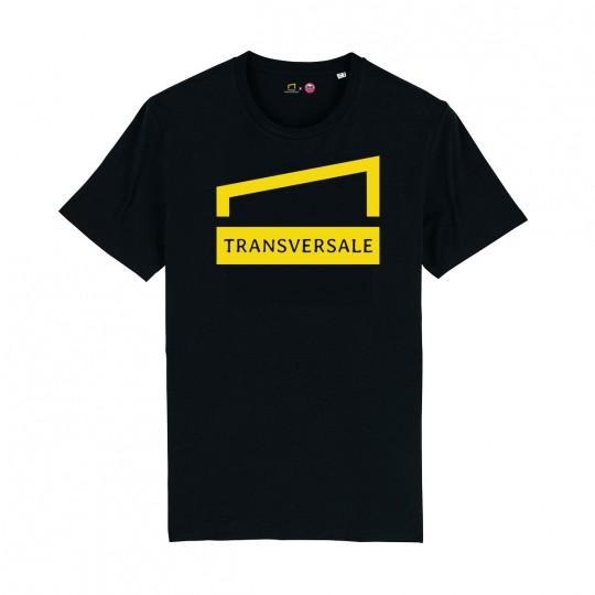 T-shirt Transversale - Noir