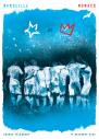 Affiche  Match Officielle OM / AS MONACO