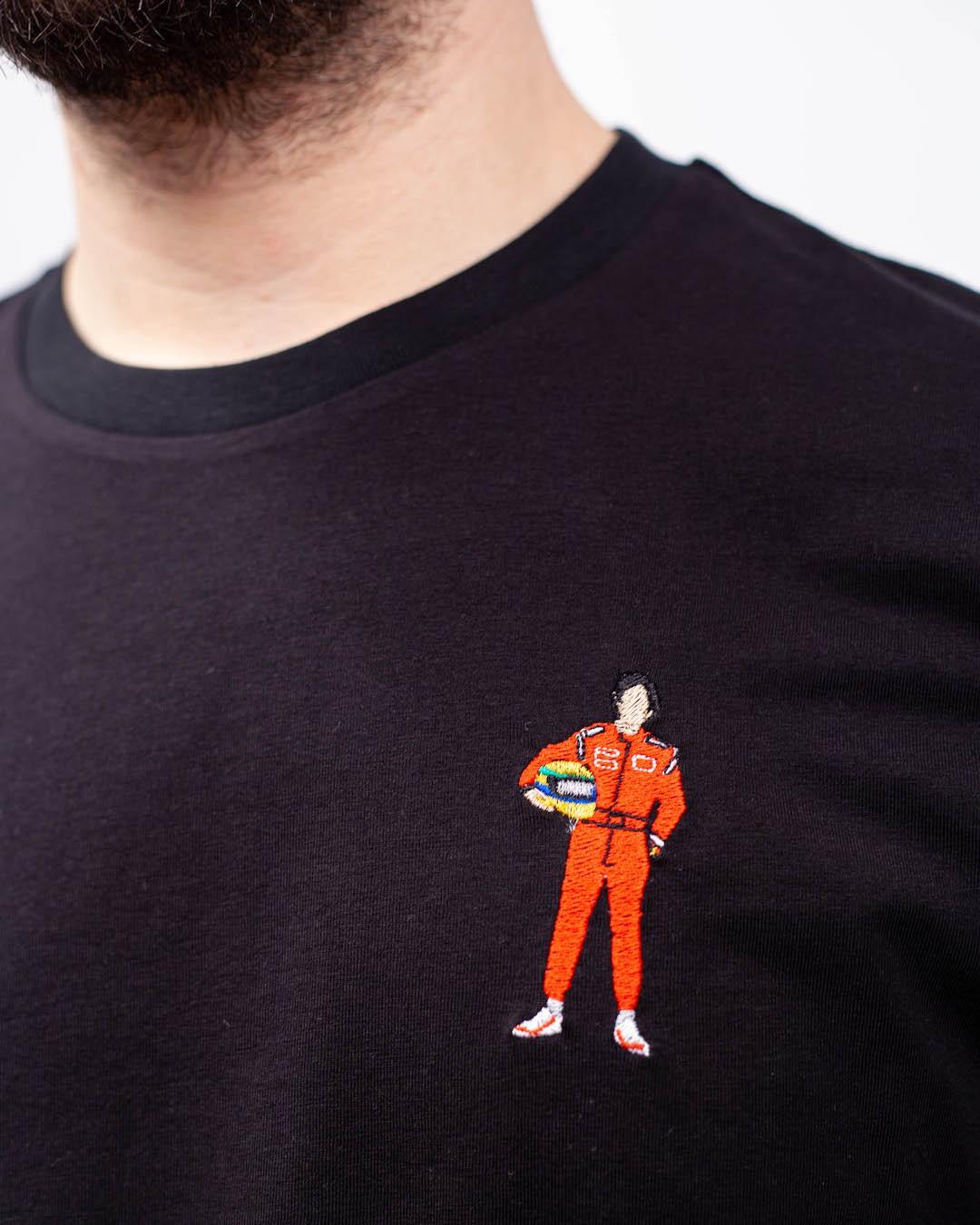 T-shirt Ayrton (brodé)