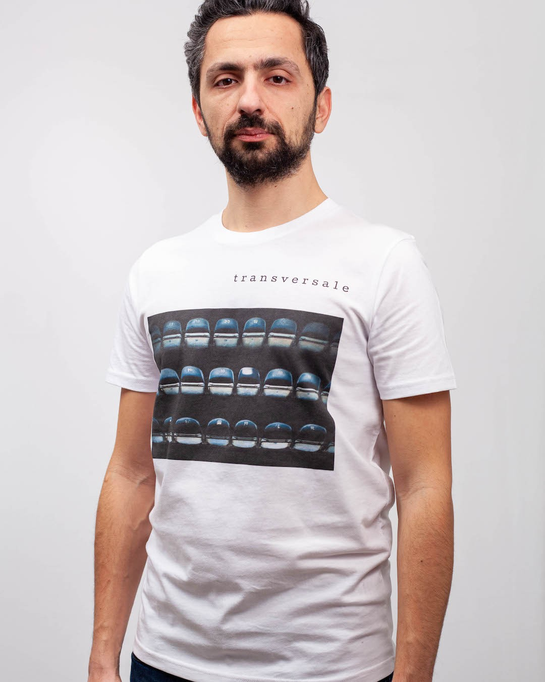 T-shirt Transversale - Stade