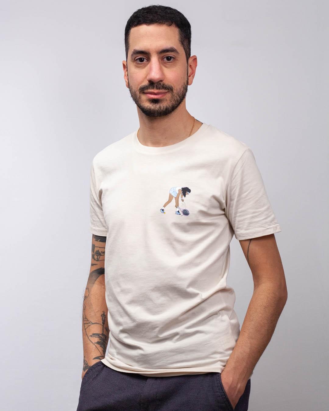"T-shirt ""Serena"""
