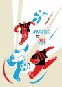 Affiche Match Foot OM / OGC Nice