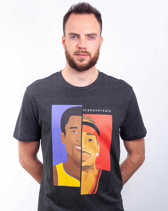 T-shirt Kobe vs Allen