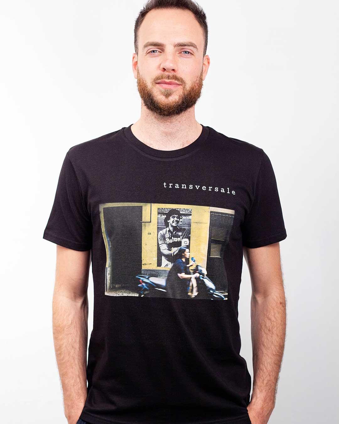 T-shirt - Naples Black Edition