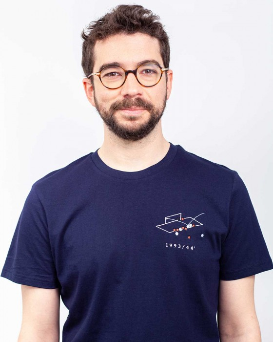 T-shirt But Basile (brodé)