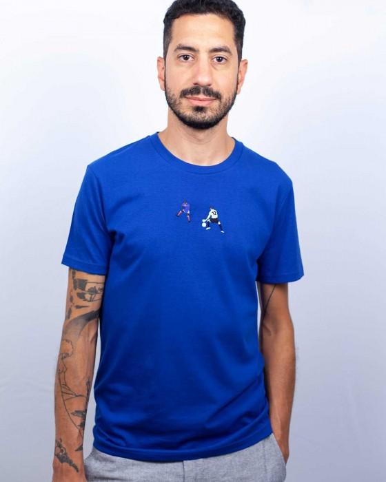 T-shirt Foot Sylvain Wiltord (brodé)