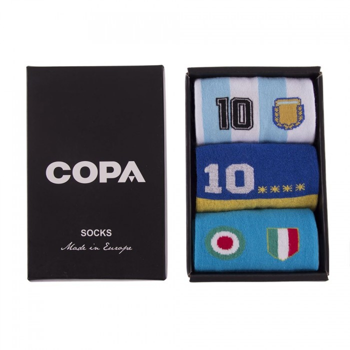 Chaussettes Diego Box