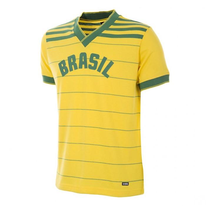 Maillot Rétro Brésil 1984