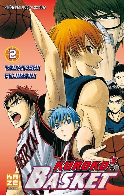 Kuroko's Basket Tome 2
