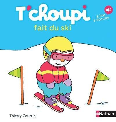 T'choupi fait du ski