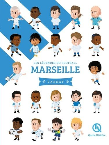 Les légendes du Football – Marseille
