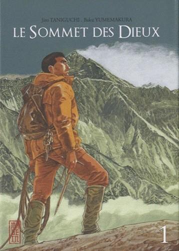 Le sommet des dieux - Tome 1