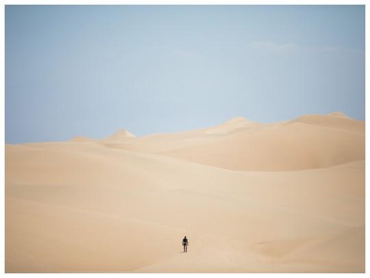 "Photographie ""Trail"" n°2"