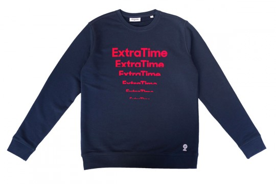 """Sweat """"Extra Time"""""""