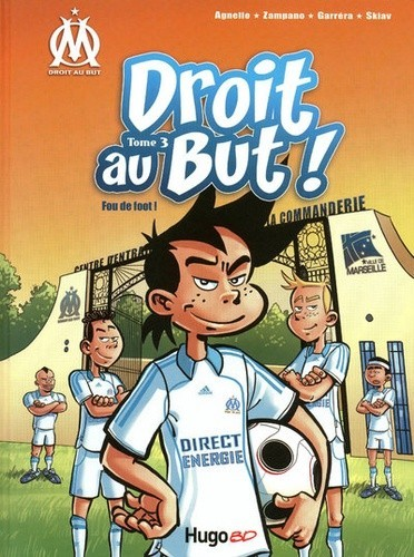 Droit au but ! Tome 3