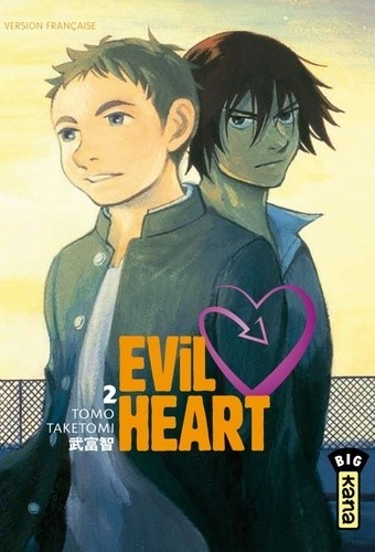 Evil Heart Tome 2